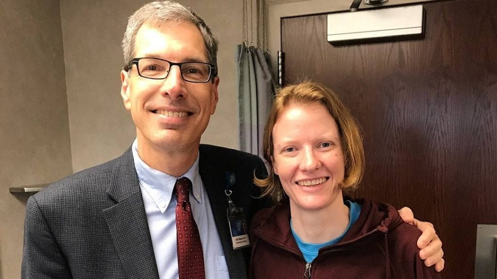 Collaboration among a multidisciplinary care team at Mayo Clinic helped Julianne Vasichek successfully navigate not one, but two, rare liver diseases.