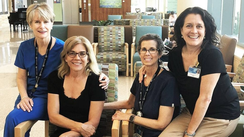 Going through a medical evaluation after being diagnosed with breast cancer was a nerve-wracking experience for Traci Miller. But members of her Mayo Clinic care team quickly stepped up to calm her worries and ease her fear.